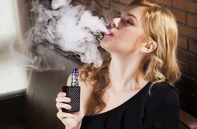 E-Zigarette im Lokal?