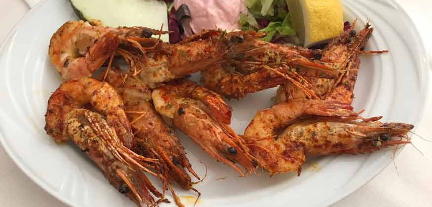 Fisch und frisch im Ionion – griechisches Lokal Viernheim