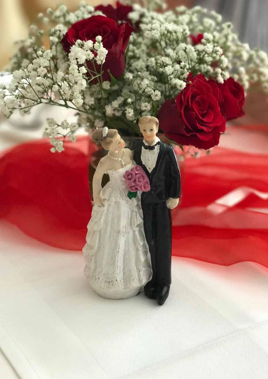 Hochzeitstag geburtstag jubil um feiern in viernheim - Griechische tischdekoration ...