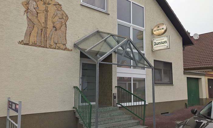 Griechisches Restaurant Ionion in Viernheim
