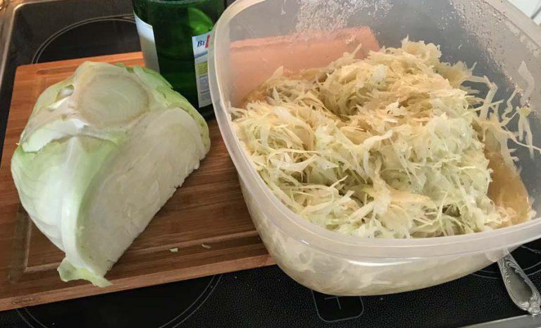 Bester Krautsalat der Welt – Rezept